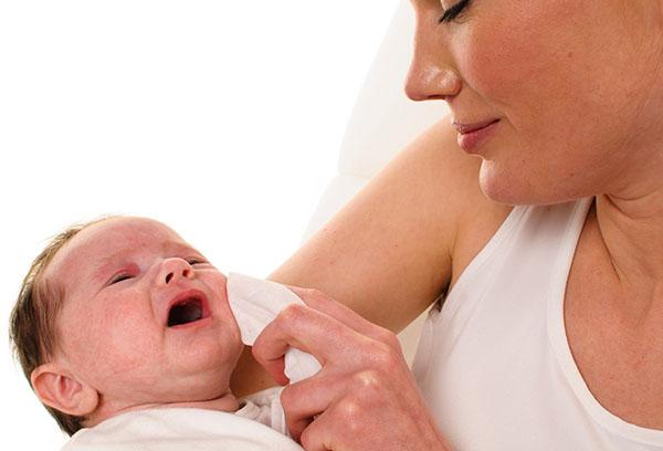 Новорожденный плохо себя чувствует