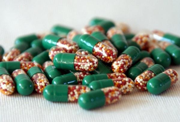 препараты в капсулах
