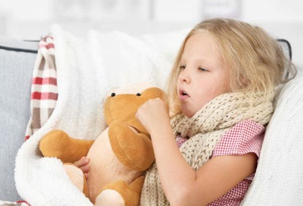 Коклюш у ребенка