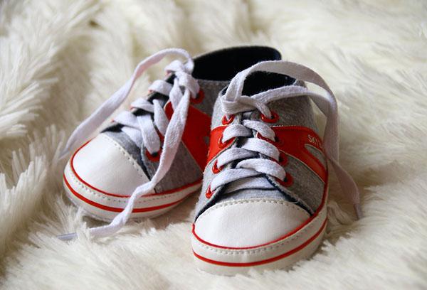 Первая обувьмалыша