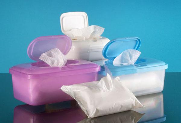 Салфетки для ухода за новорожденным