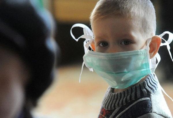 Ребенок, больной туберкулезом