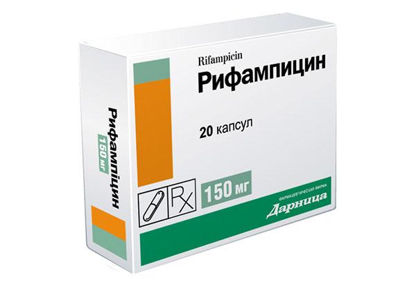 """Препарат """"Рифампицин"""""""