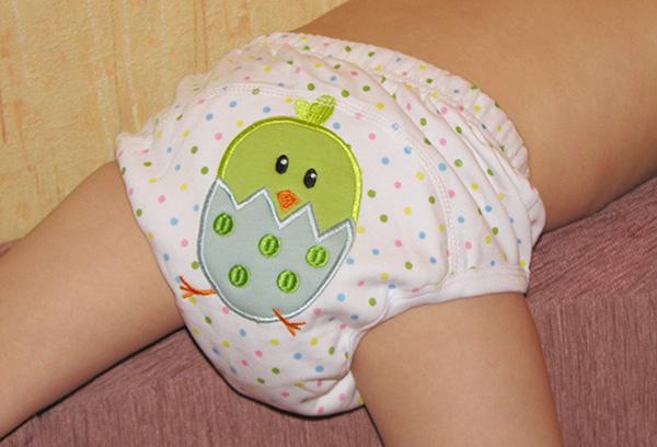 Многослойные трусики для ребенка