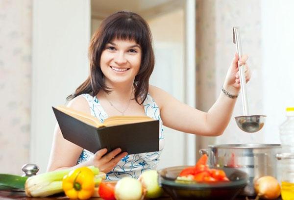 Приготовление полезных блюд