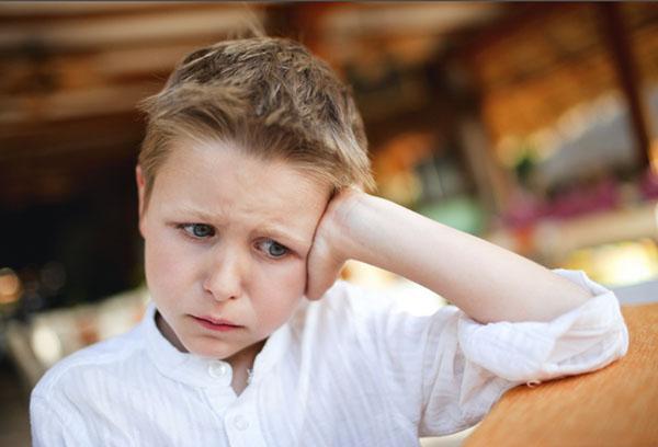 Стресс у ребенка в школе