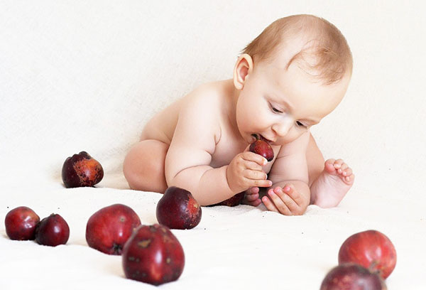 Пищевой интерес у ребенка