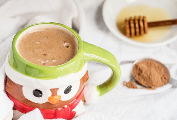 Какао в детской кружке