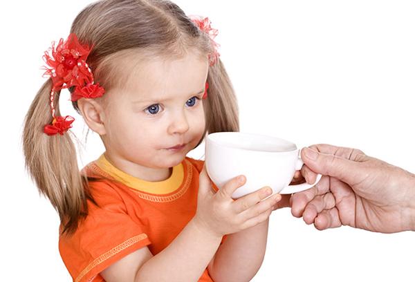 Какао для ребенка