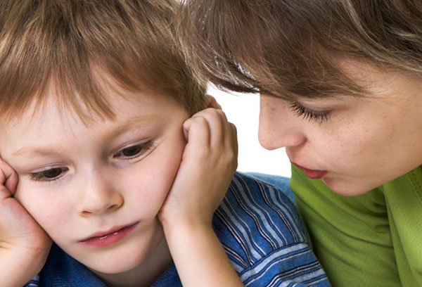 Ребенок не хочет разговаривать